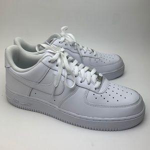 Nike Shoes - NIKE Air Force 1 '07 Sneaker sz  11.5